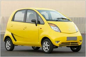 Nano Car from House of TATA
