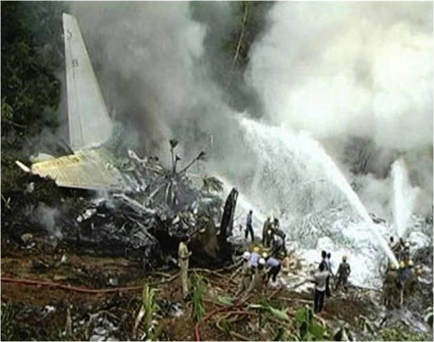 Mangalore Air Crash - Image - 1