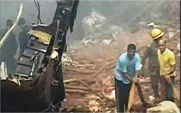 Mangalore Air Crash - Image - 2